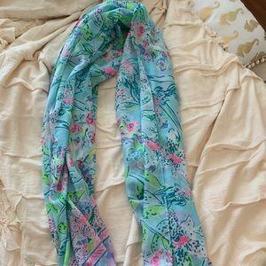Lilly Pulitzer Scarf NWOT
